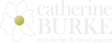 Catherine Burke Web Design and Development